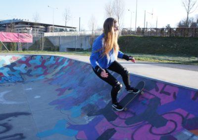 Skateboardkurs für Frauen
