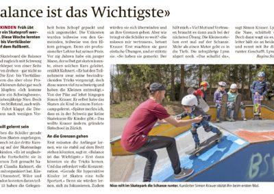 Artikel Berner Zeitung