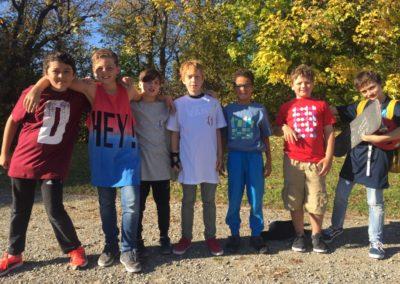 Skateboard Camp Ferienkurs